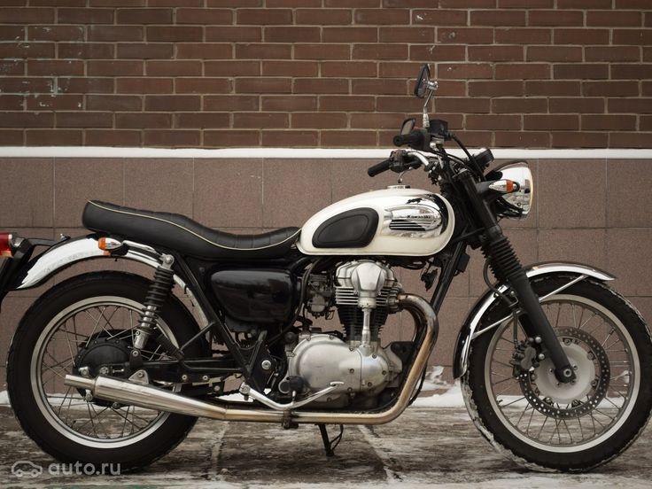 Kawasaki W 650 идеи изображения мотоцикла