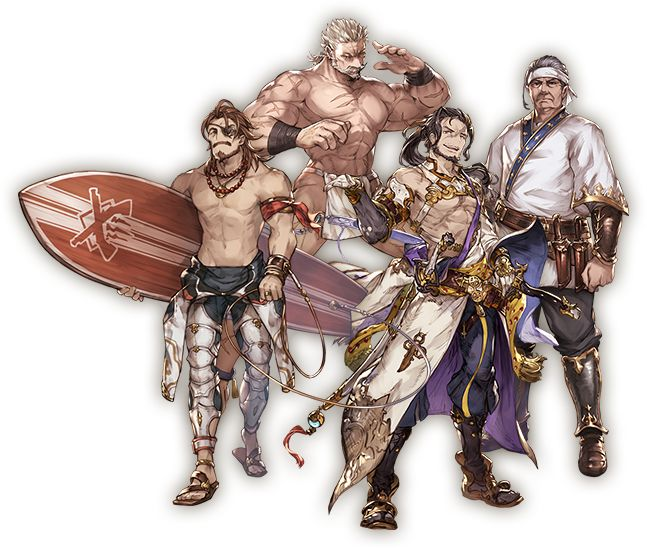 The ultimate browser RPG, Granblue Fantasy