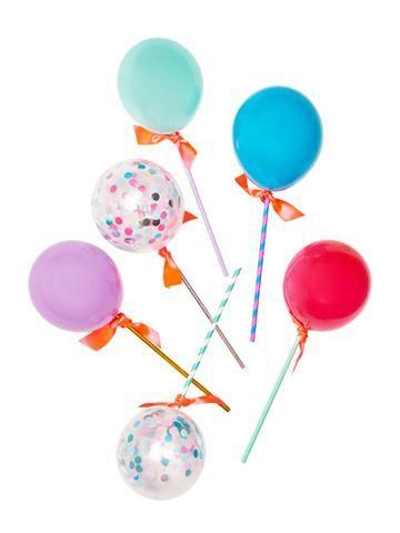 UNICORN balloon POPS