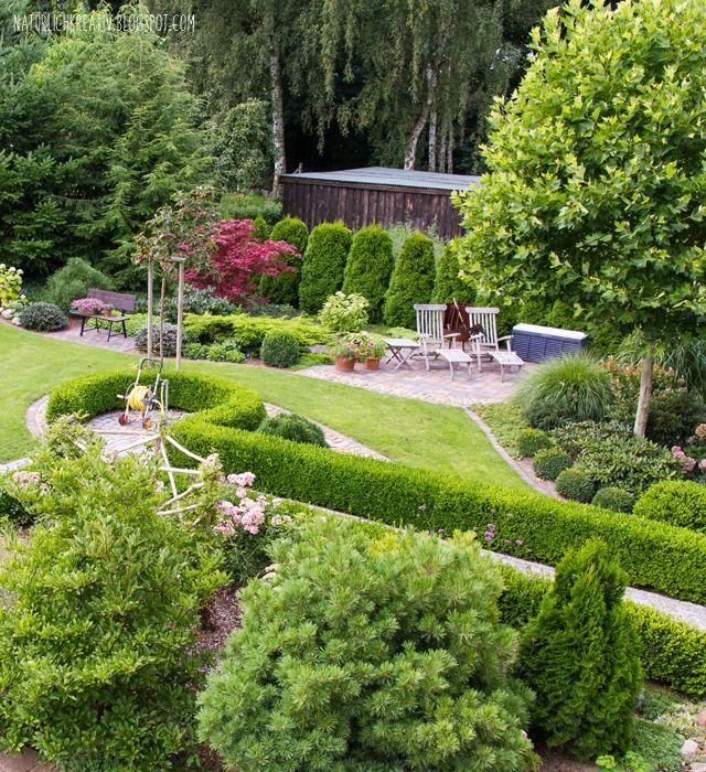 Die 25+ Besten Ideen Zu Labyrinthgarten Auf Pinterest | Labyrinthe ... Tipps Labyrinth Irrgarten Anlegen Kann