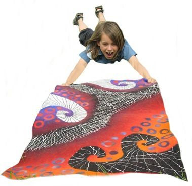 Fabian and the flying carpet 1