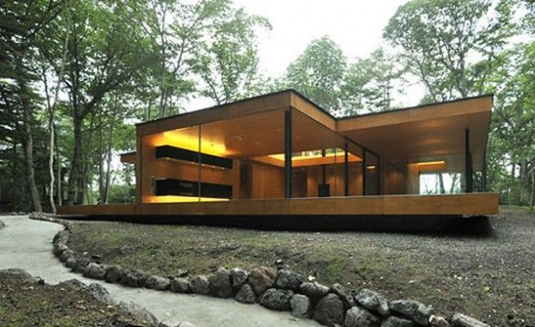 Weekend House (Dasic Architects) Japan
