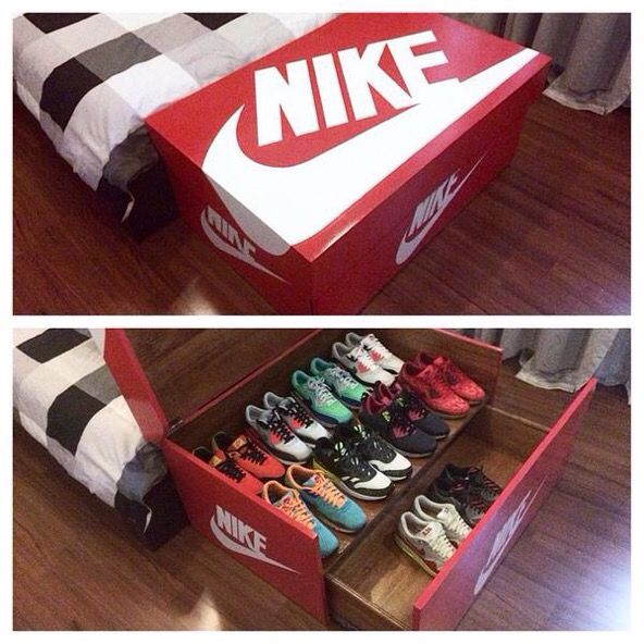 Big Jordan Shoe Box For Sale