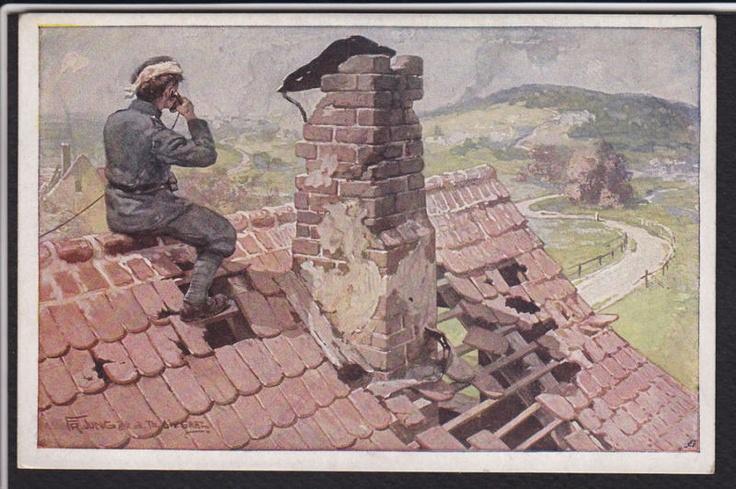 Artist-Rotes Kreuz-War-Military-Army-#430 Postcard   eBay