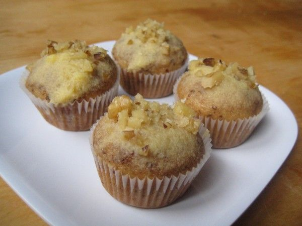 maple_walnut_cupcakes | vegan | Pinterest