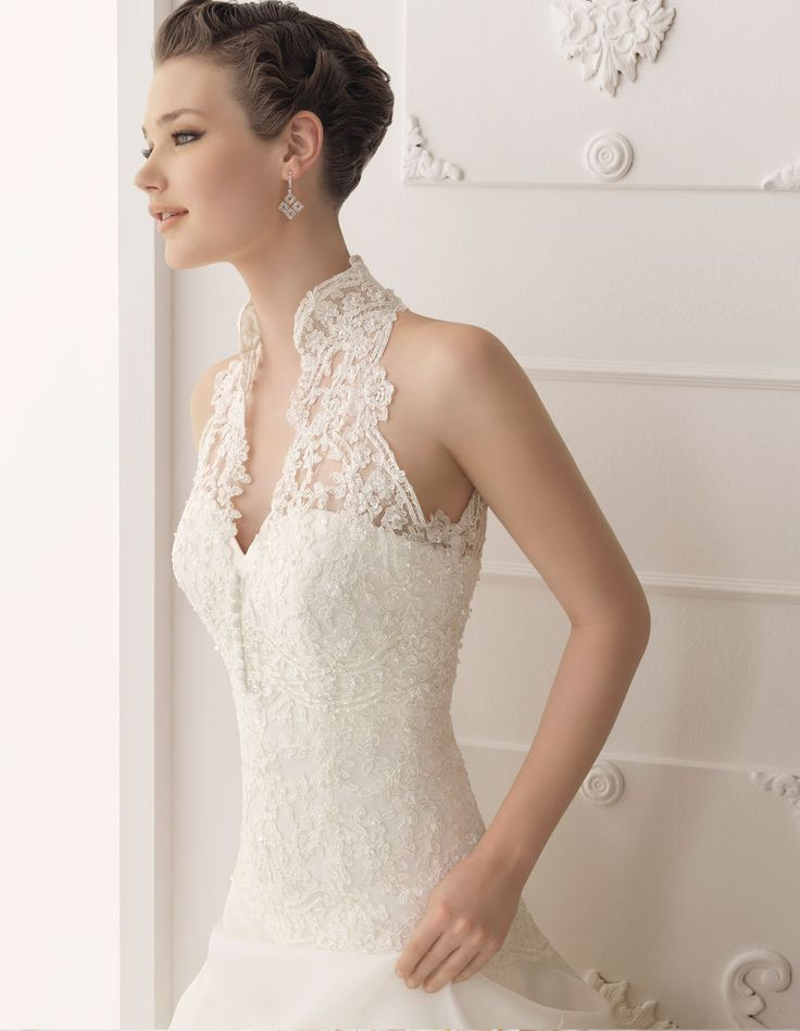 Alma Novia Wedding Dress 2012 Collections (front)