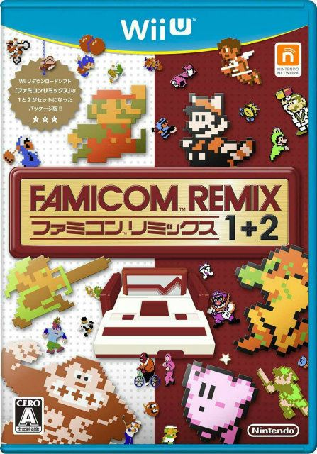 Famicom Remix 1+2(Japan Import)