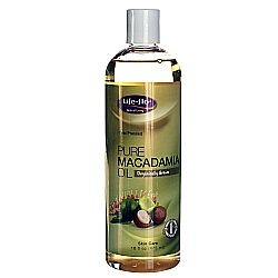 Pure, Organic Macadamia Oil