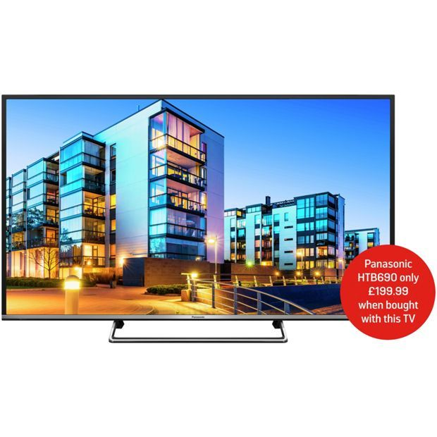 Buy Panasonic 49IN DS500B Full HD Smart LED TV at Argos.co.uk, visit Argos.co.uk to shop online for Televisions, Televisions and accessories, Technology