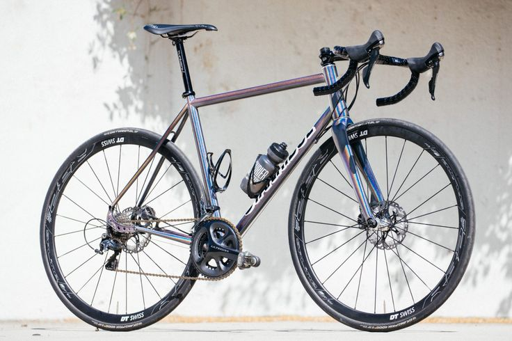 It was time for Nick to get a road bike. Having spent the entirety of his cycling life on a track bike - and a damn fine one at that - he was ready for something new. A longtime fan of Adam Eldridge's...