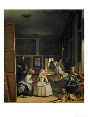 Diego Velasquez Las Meninas (the Maids of Honor)   Diego Velasquez 1599-1560