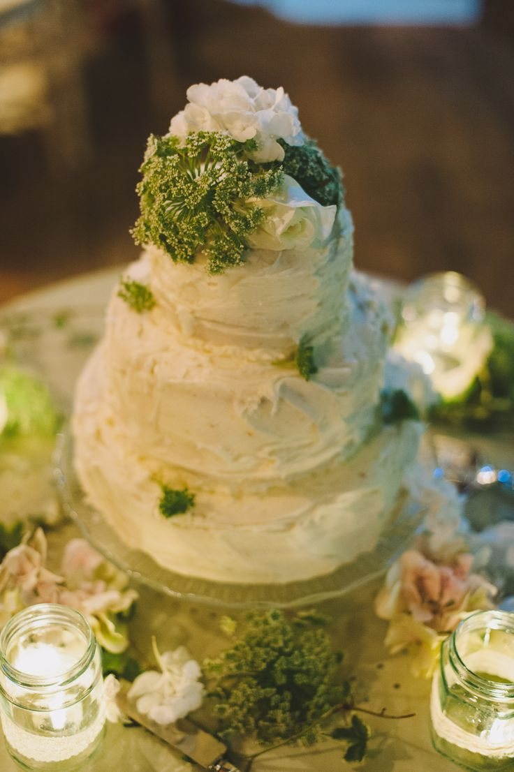 """Unusual green and white wedding cake from French Made. Photo credit: Nabeel Khan.  For more Alternative Wedding inspiration, check out the No Ordinary Wedding article """"20 Quirky Alternatives to the Traditional Wedding""""  http://www.noordinarywedding.com/inspiration/20-quirky-alternatives-traditional-wedding-part-2"""