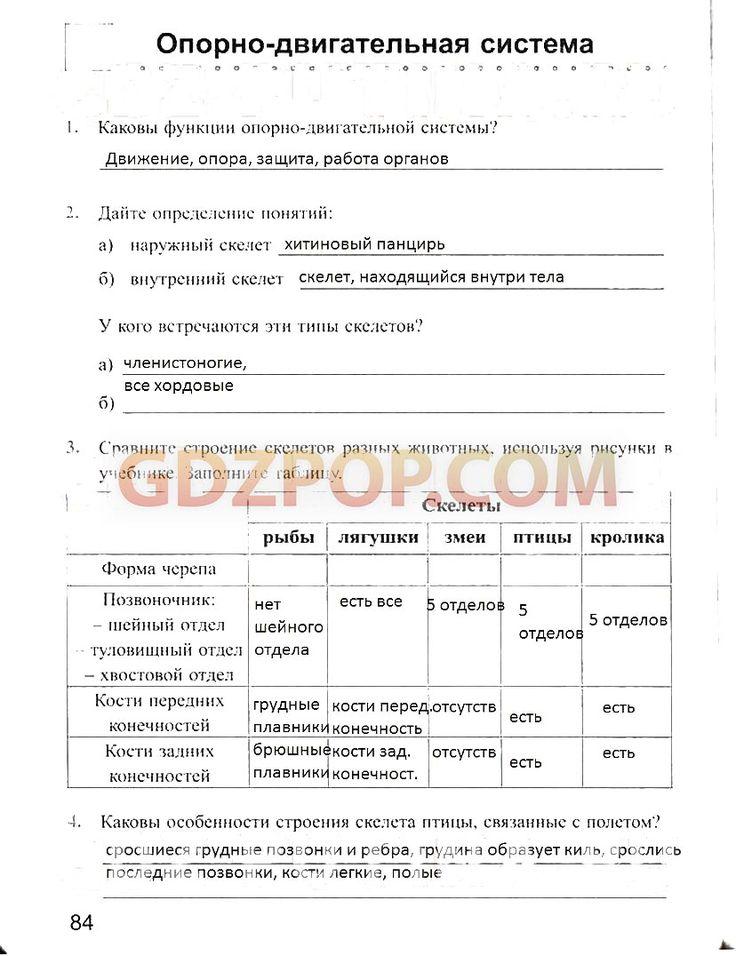 Гдз по истории и культуре санк-петербурга 7 класс