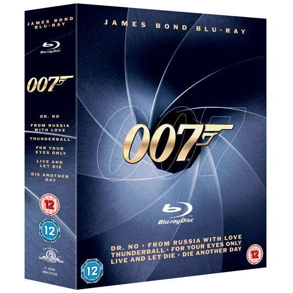 Bond on Blu-Ray
