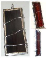 Stunning handmade jewellery pieces made from glass. love it, buy it from www.ietsienice.co.za