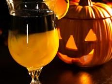 Halloween Spirits: Bloody Orange Cocktail   Entertaining Ideas & Party Themes for Every Occasion   HGTV