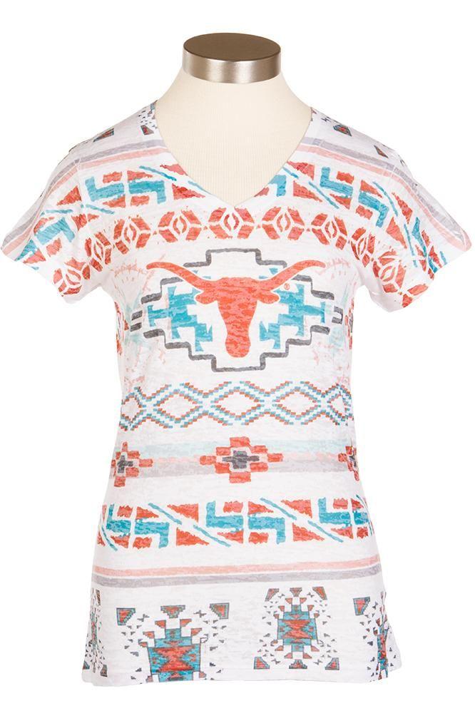 University Co-op Online | Ladies Azteca T-Shirt