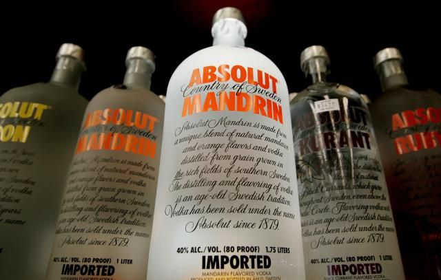 10 Premium Vodkas You Should Know and Can Rely On: Absolut Vodka