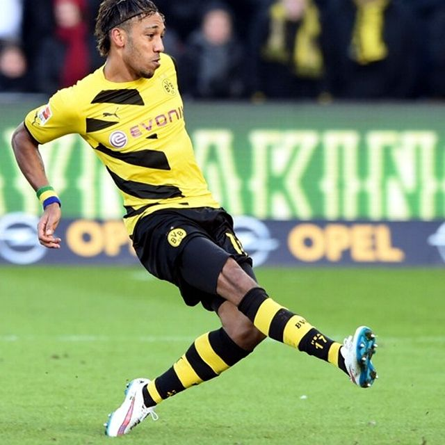 Pierre Emerick #Aubameyang #Dortmund