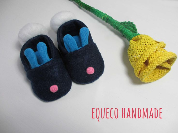 Baby shoes. #bunnies