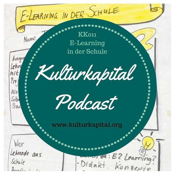 KK011 E-Learning in der Schule: Tine Nowak unterhält sich im Kulturkapital-Podcast mit René Scheppler (Helene Lange Schule, Wiesbaden) und Markus Kiesewetter (Heinrich Emanuel Merck Schule, Darmstadt).