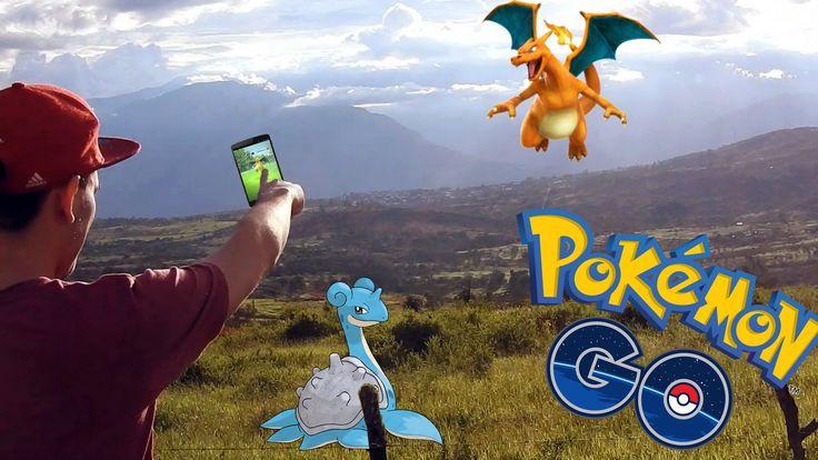 Buscando El Pokemon Legendario OMG!!!-Todo un Maestro Pokemon  con POKEM...