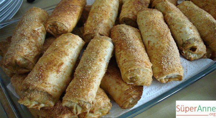 Bulgurlu Börek Tarifi | Süper Anneden Kolay Yemek Tarifleri
