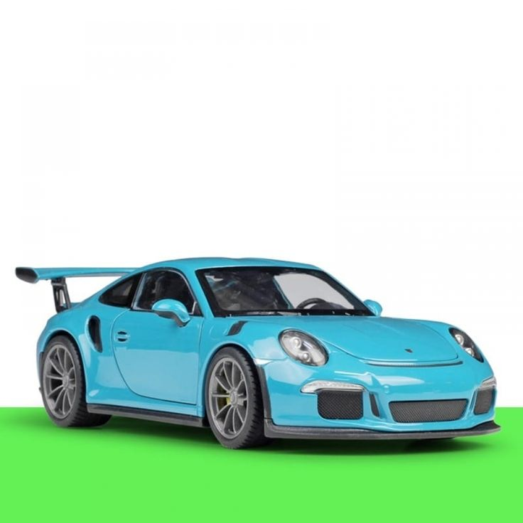 Porsche 911 GT3 RS Diecast Model Car
