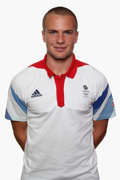 Tom Cleverley Team GB Men's Official Olympic Football Team Portraits