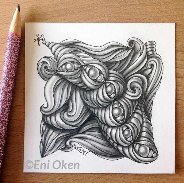 337 Best Zentangle 3D Fillings Shading Images On