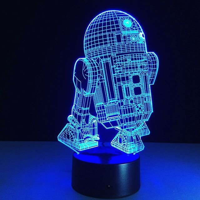 Omg Just Ordered This Awesome Led 3d Night Light Will Look Amazing When The Games Room Is Finished 3d Led Night Light Led Night Lamp Led Decorative Lights