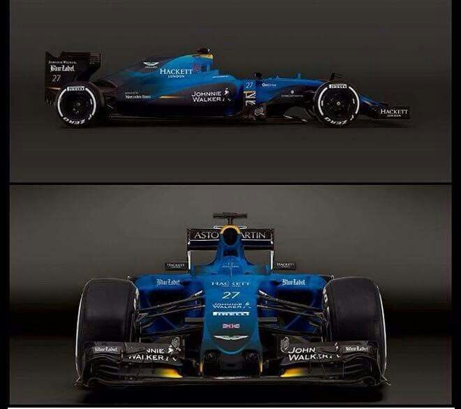 Not Official Aston Martin F1