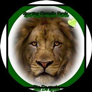 Sporting Coração Verde Site de apoio