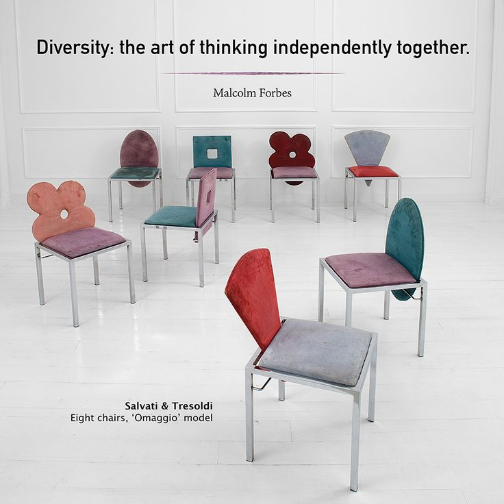 Diversity: the art of thinking independently togheter