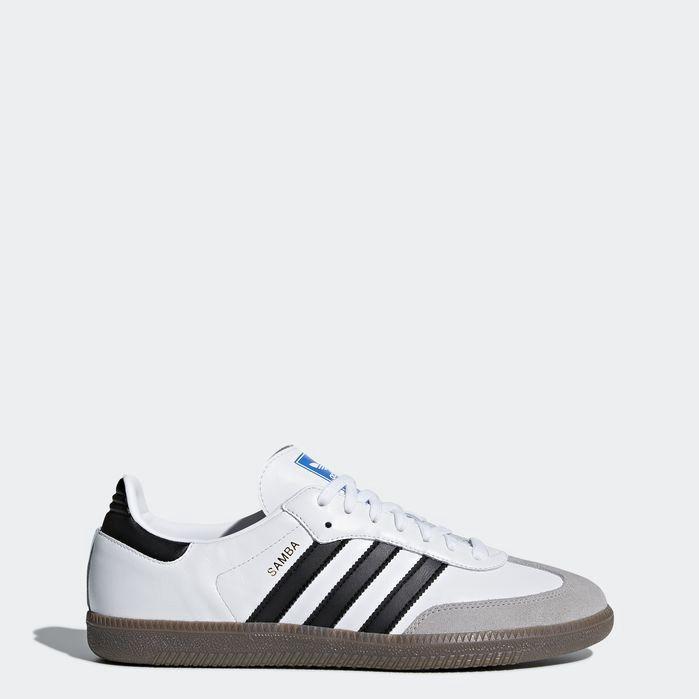 samba og shoes blue