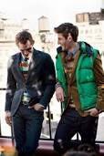 ivy league fashion men - UK