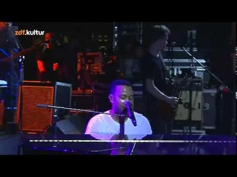 Bridge Over Troubled Water - John Legend - North Sea Jazz 2013 - YouTube