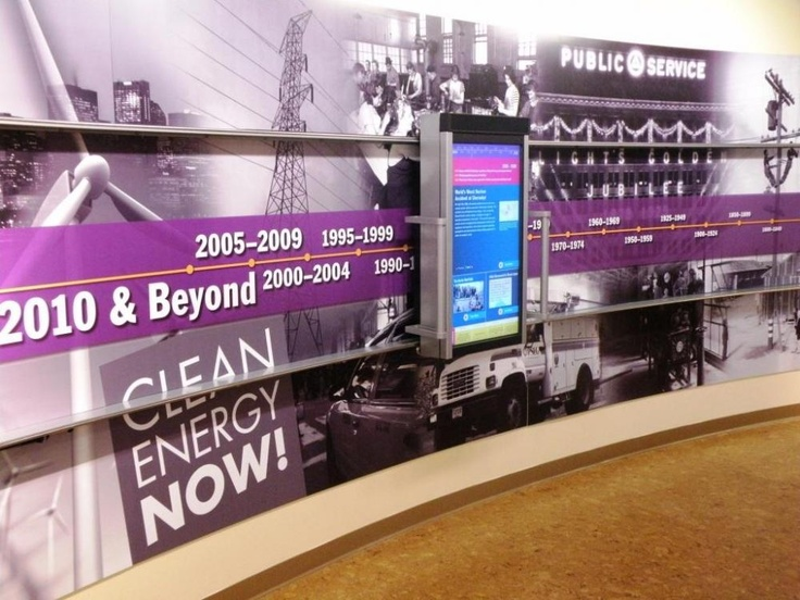 One of the exhibits at Salem's Energy and Environmental