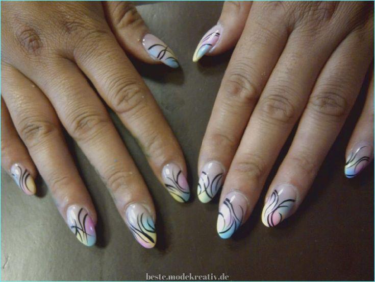 Elegant 43 Klassische und fröhliche Nagelkunst für ovale Nägel, die Sie gerne probieren werden – Nägel