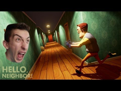 Μωσαϊκό: WHY I DON'T VISIT MY NEIGHBORS!! - hello neighbor
