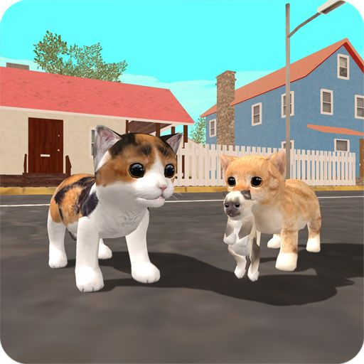 Cat Sim Online: Play with Cats v1.7 Mod Apk Money Live like a cat or kitten and raise a family of your favorite cat breeds in Cat Sim Online a new RPG adventure set in a massive 3D world!  Explore the big world for yourself as one of the many popular cat breeds and make a new adventure! Play with friends in online multiplayer games and form clans to battle enemies to keep your family safe. Unlock new cat breeds as your family grows and play with cats in Cat Sim Online!  Cat Sim Online…