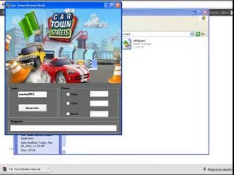 Car Town Streets Hack - Get Extra Coins,Cash and Parts