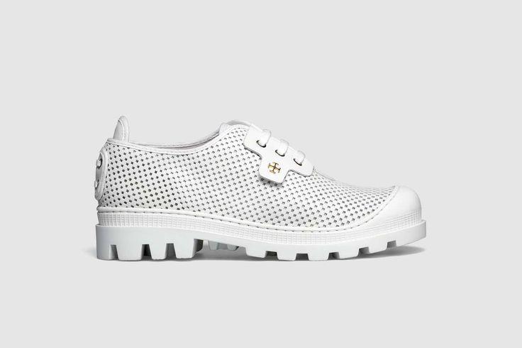 Sneakers NUNO GAMA X EUREKA - Branco