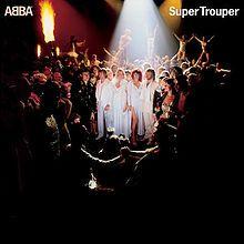 ABBA, Super Trouper