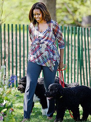 <b>Bo</b> <b>Obama</b>, <b>Sunny</b> <b>Obama</b> at White House Easter Egg Roll: Photos