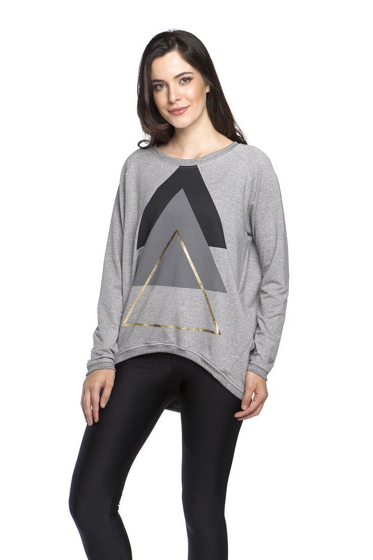 Blusão Fitness Tri Trend – Roupa de academia para o dia a dia – Mulher Elástica Moda Fitness Copy - mulherelastica mobile