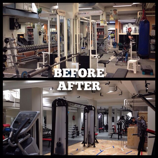 #kuntosali #gym #fitness #hammerstrength #roba #helsinki #suomi #finland  #fit #training #workout #motivation #bodybuilding #muscle #design #beforeafter