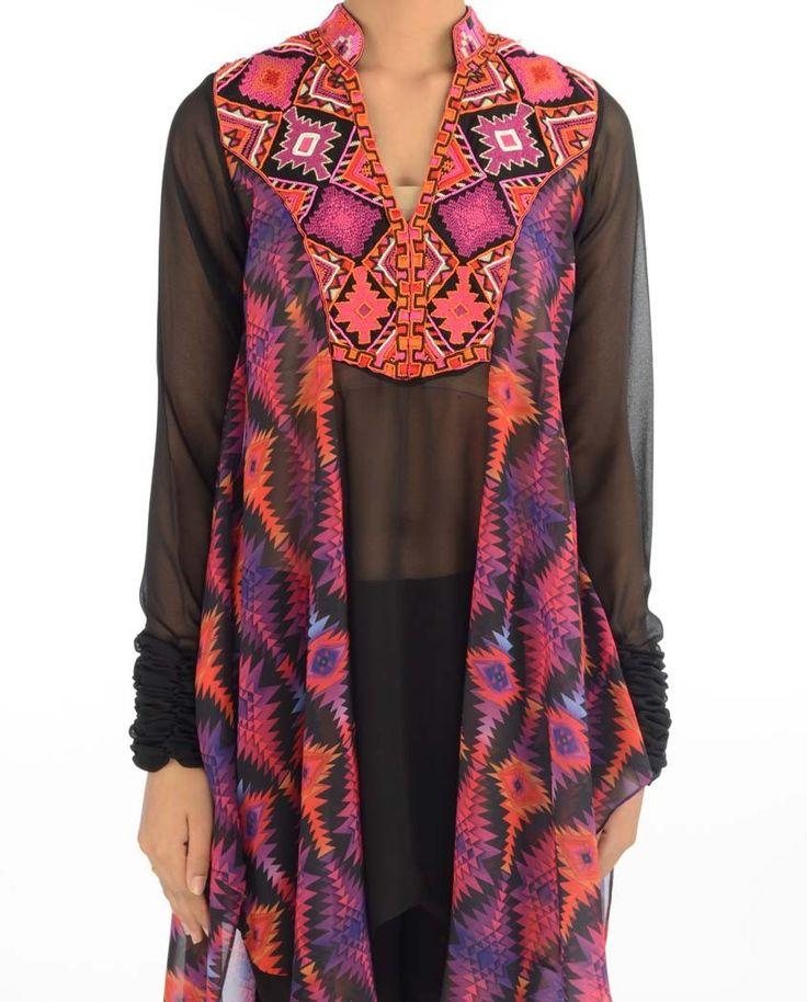 Kutch embroidery indian fashion salwar kurtis