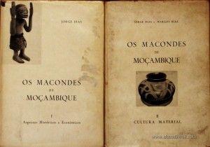 Os Macondes de Moçambique «€130.00»