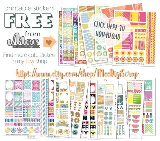 Mee scrapbook kits free download: freebie
